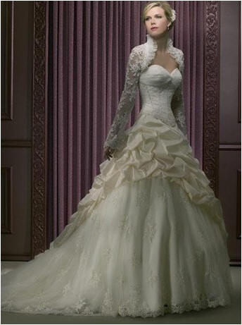 Bridal dresses custom made