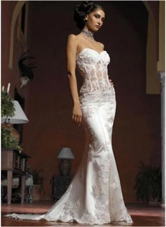 5e0021feb1 corset dresses for brides