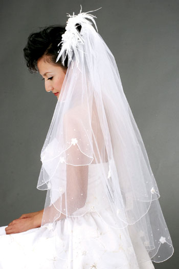 wedding veils discount