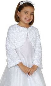 toddler girl white dress coat