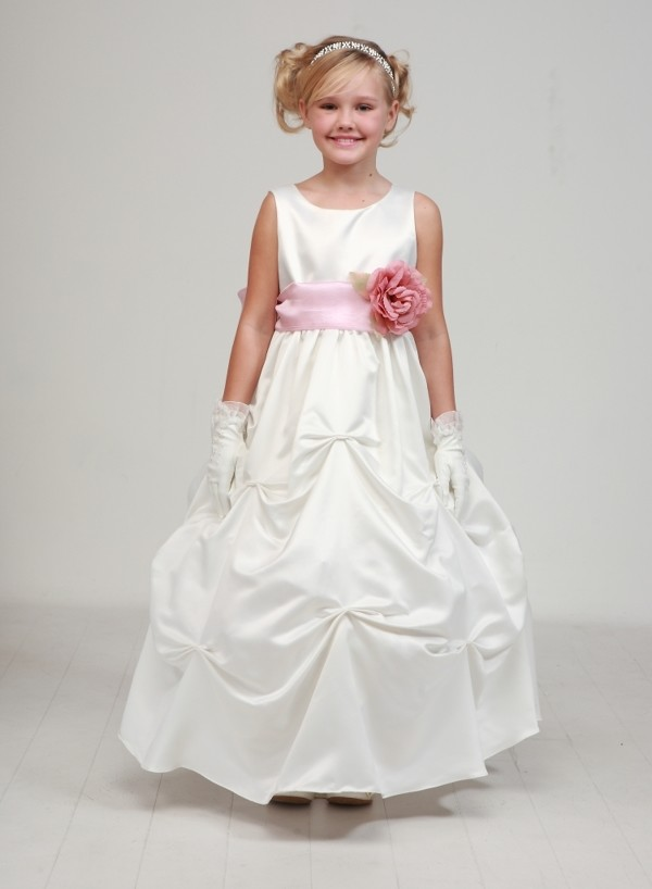 cheap flower girl dresses