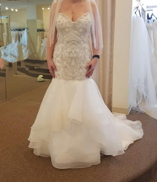 match my wedding dress for my flower girl dress
