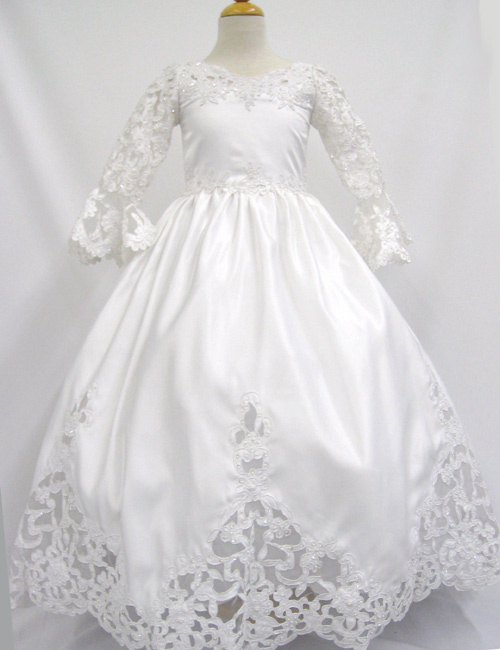 extraordinary communion dress