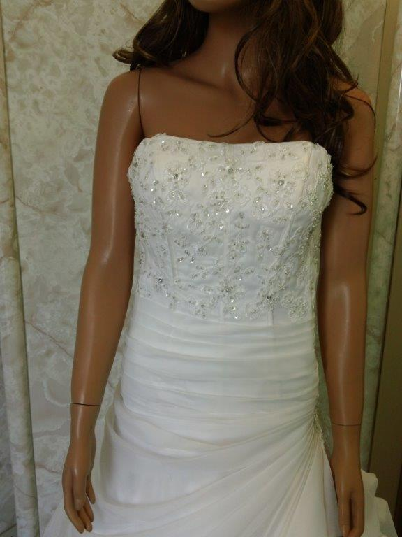 Bridal gown sample for $200.00