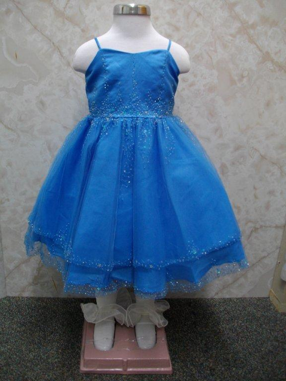 Childrens Turquoise holiday dresses