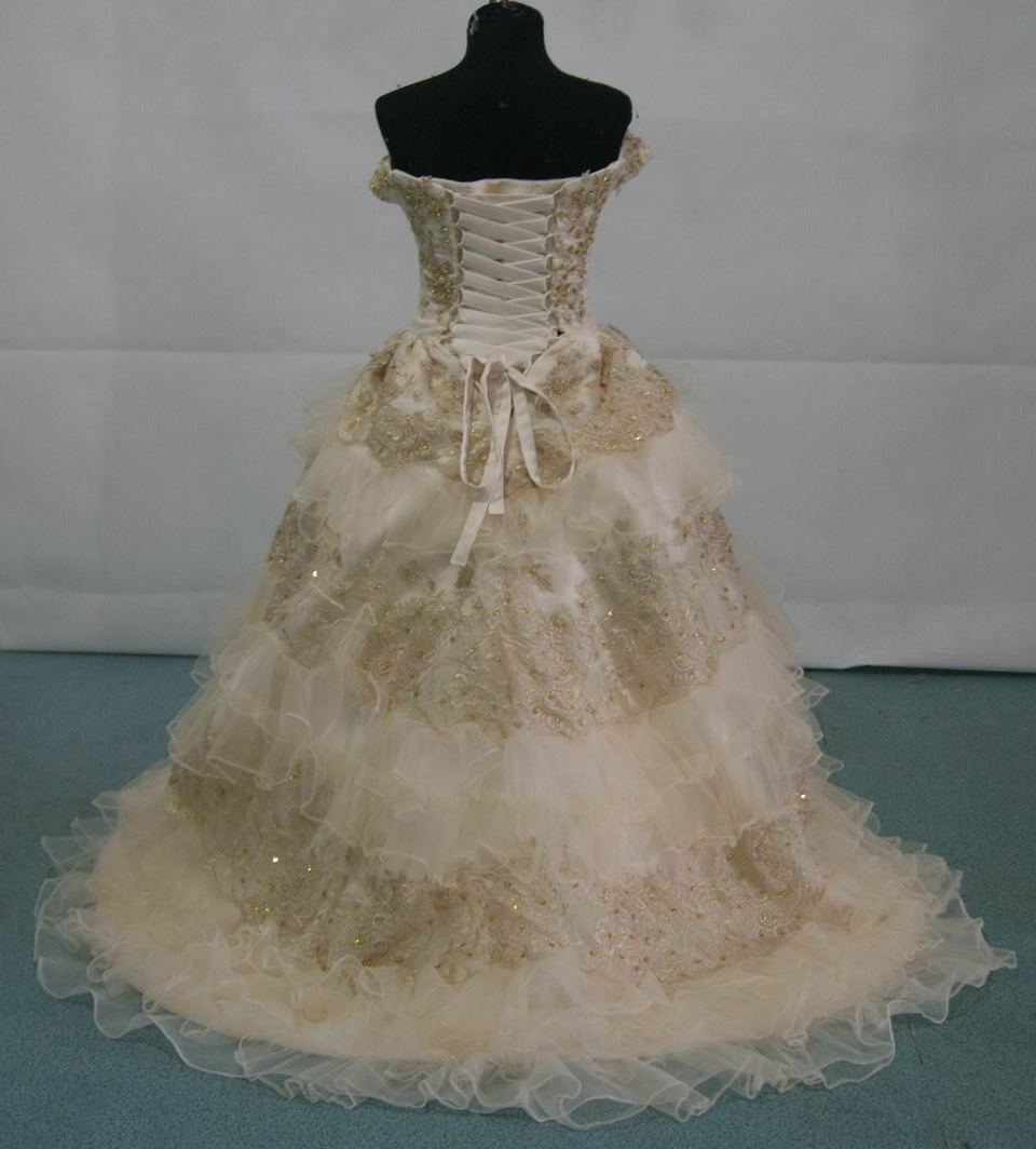 southern ball gown