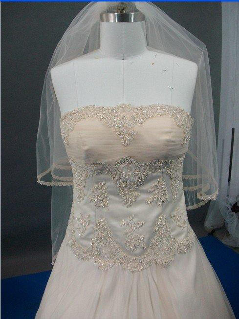 redesigned wedding gowns