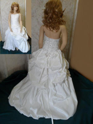 Bridal dresses for children