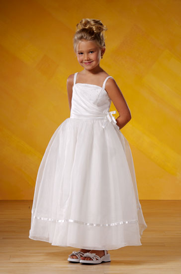 flower girl pageant dresses