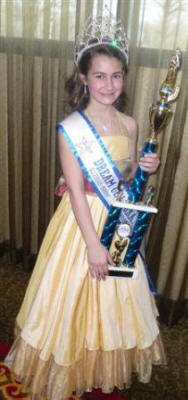 pageant gown winner