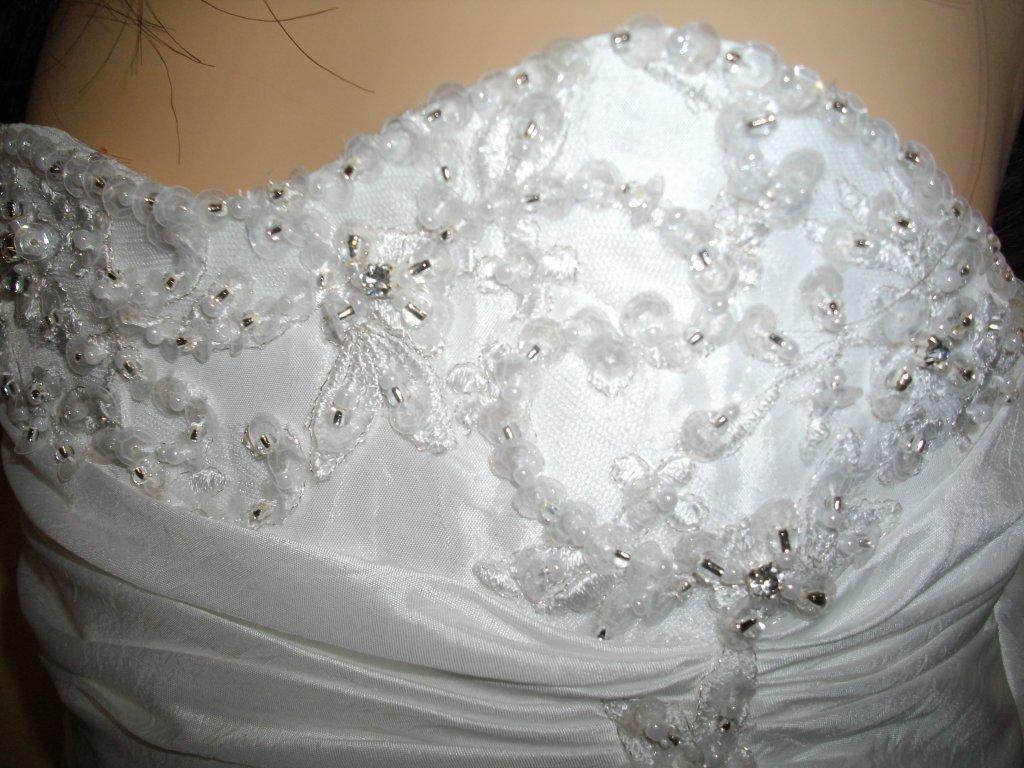 bodice appliques and beading