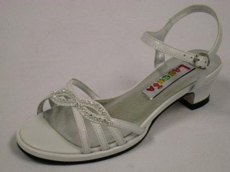 white graduation shoes