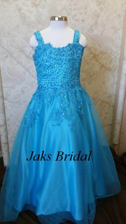 fast shipping pageant dresses