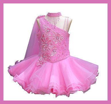 dresses for girls. girls pageant dresses