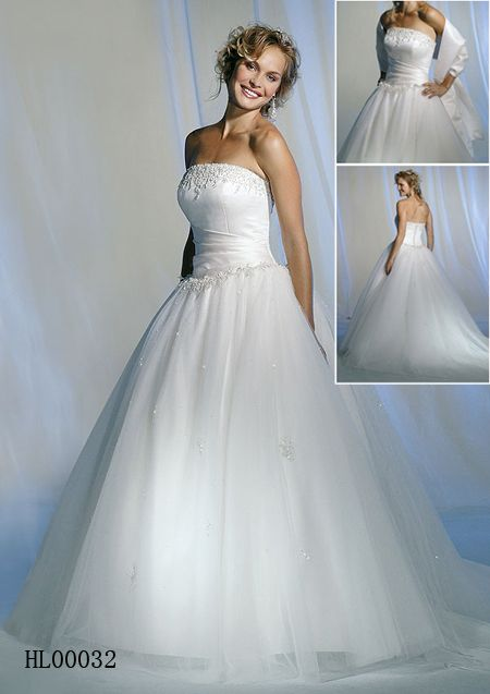 Cinderella Wedding Gown.