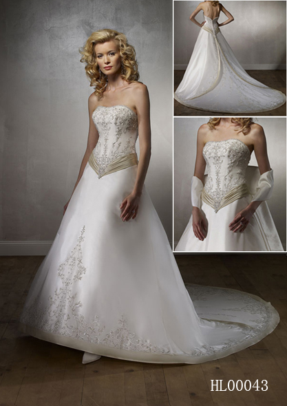 wedding gowns $350