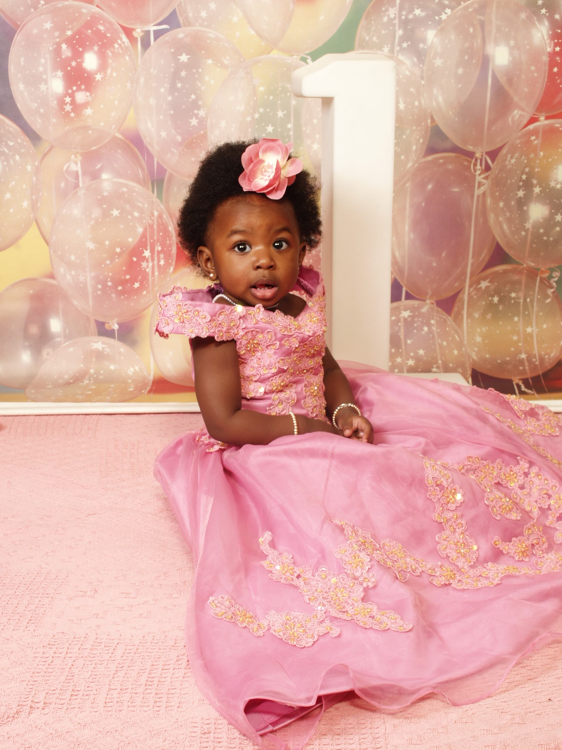 1st birthday party dress for girls