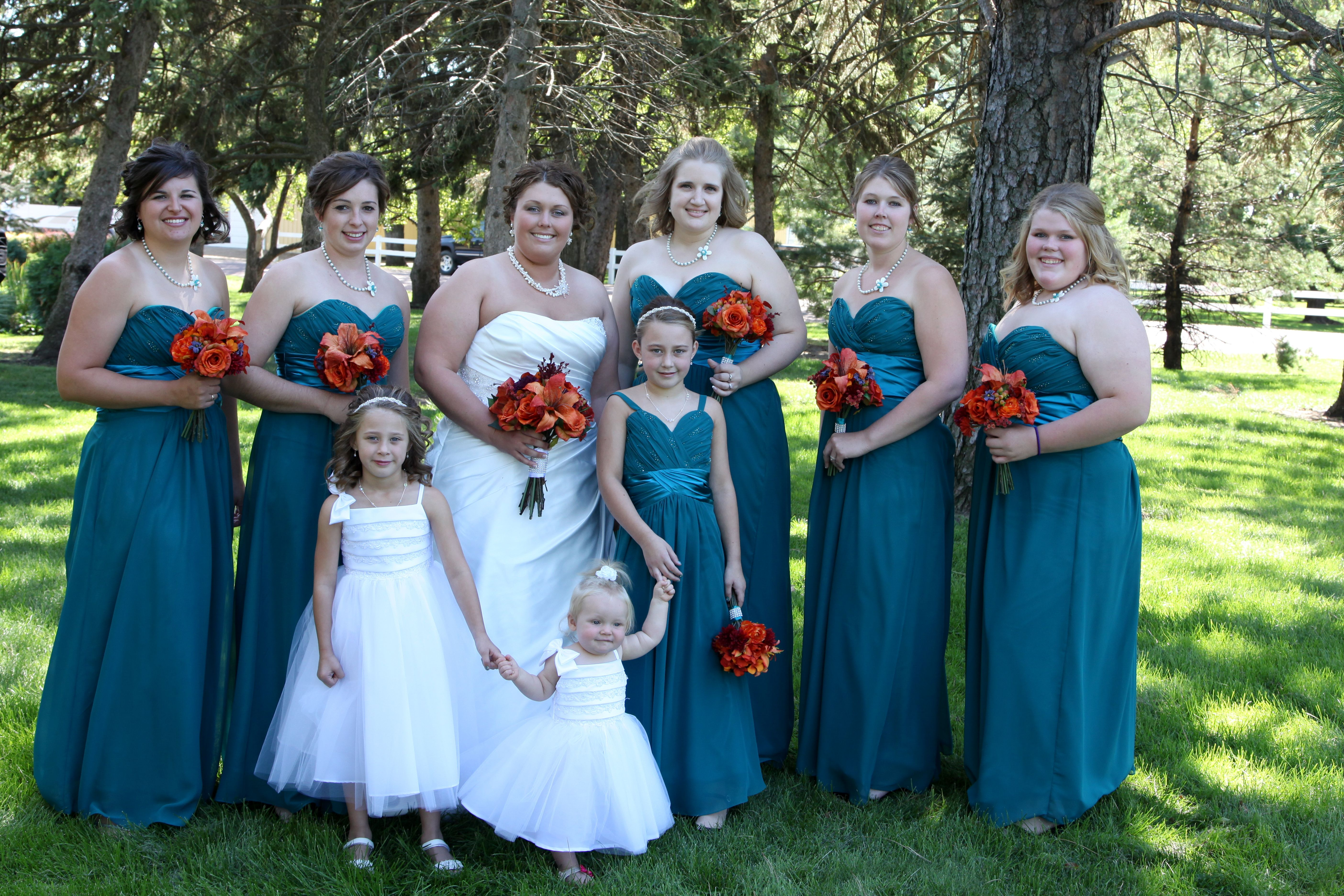 bridesmaid dress index