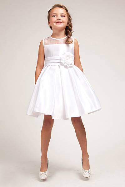 cheap white dress