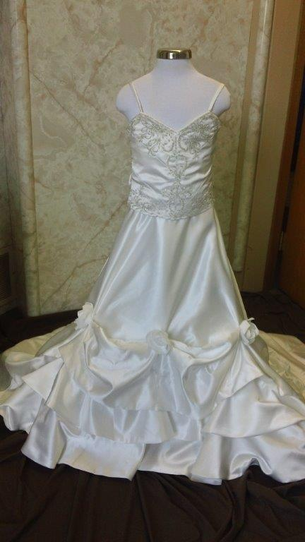 sweetheart flower girl dresses