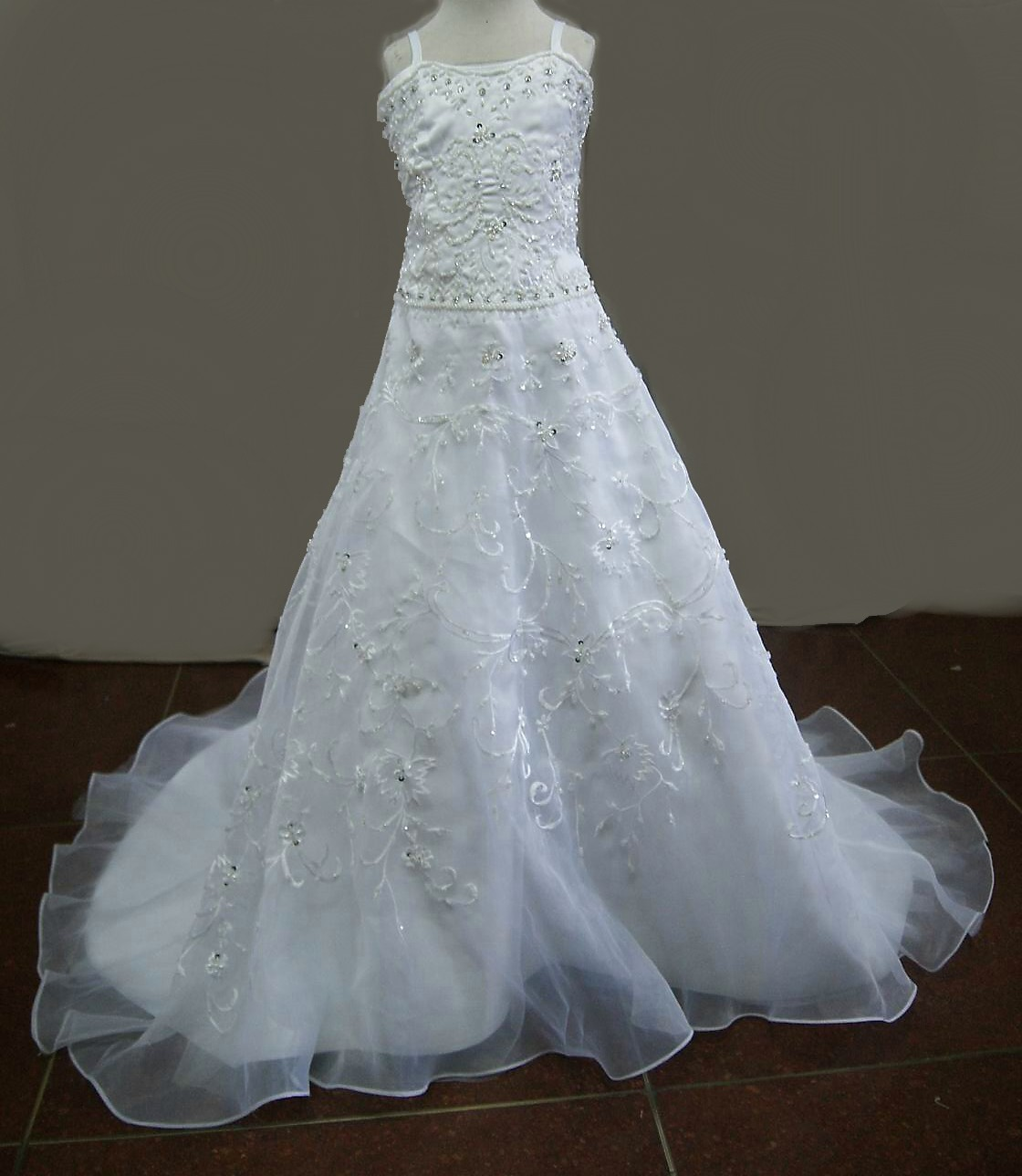 Flower Girl childrens bridal dresses