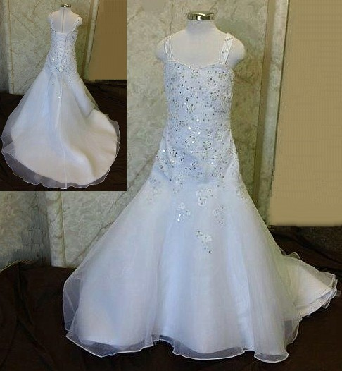 Replica of Blu by Mori Lee 5106 wedding dress