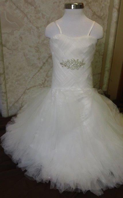 toddler wedding gowns