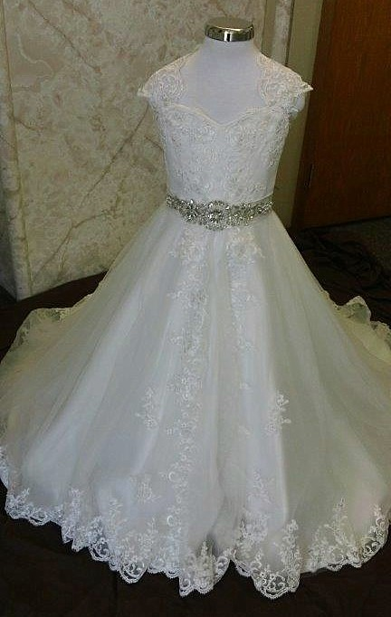 little brides dresses