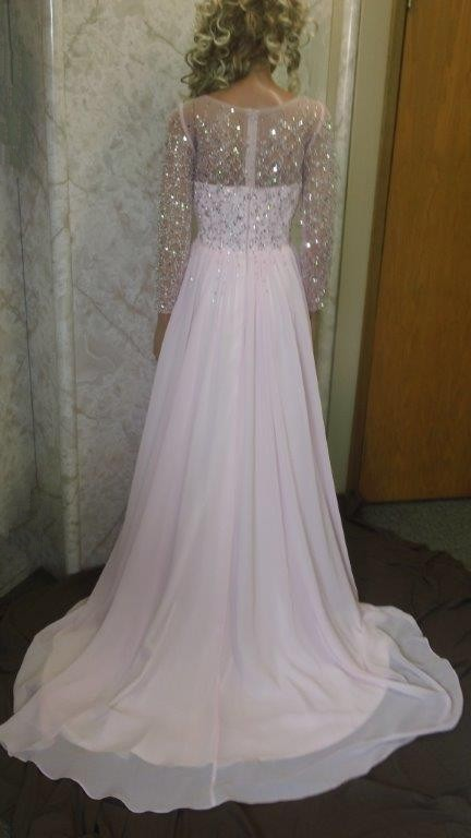 beaded chiffon mother of the bride dresses