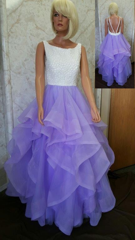 stunning and unique dress for your 2016 prom or pageant