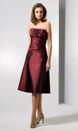 merlot wedding dresses