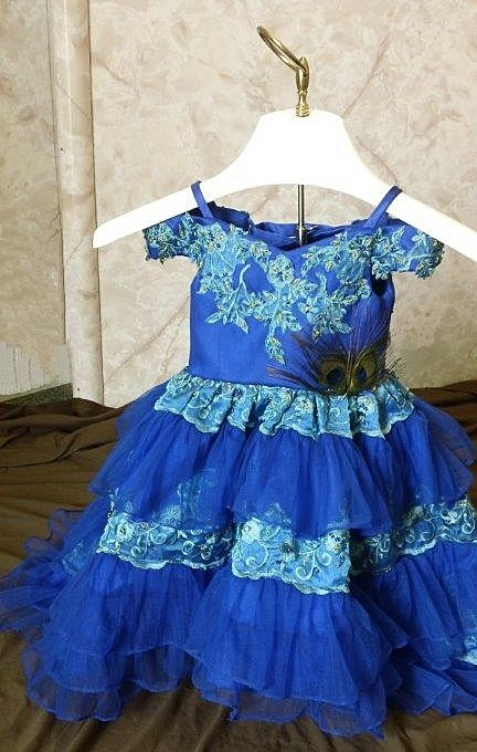 infant birthday dress