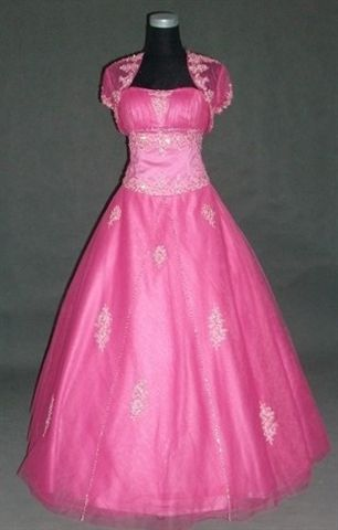 Bubble Gum Pink formal