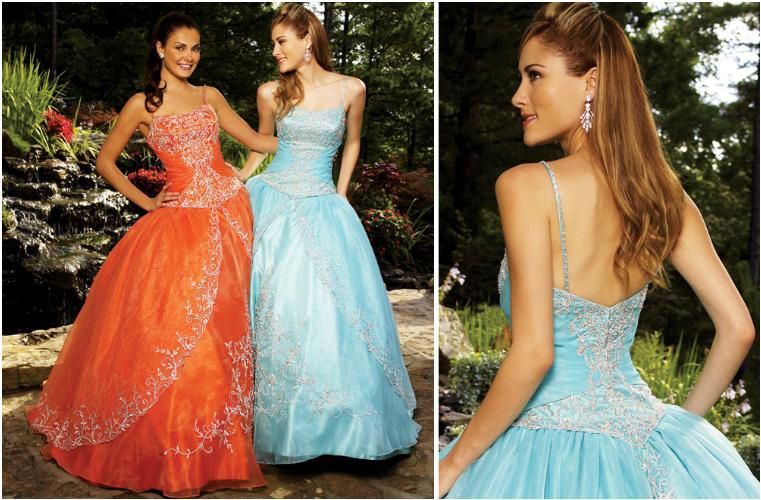 sweetheart strapless quinceanera dress
