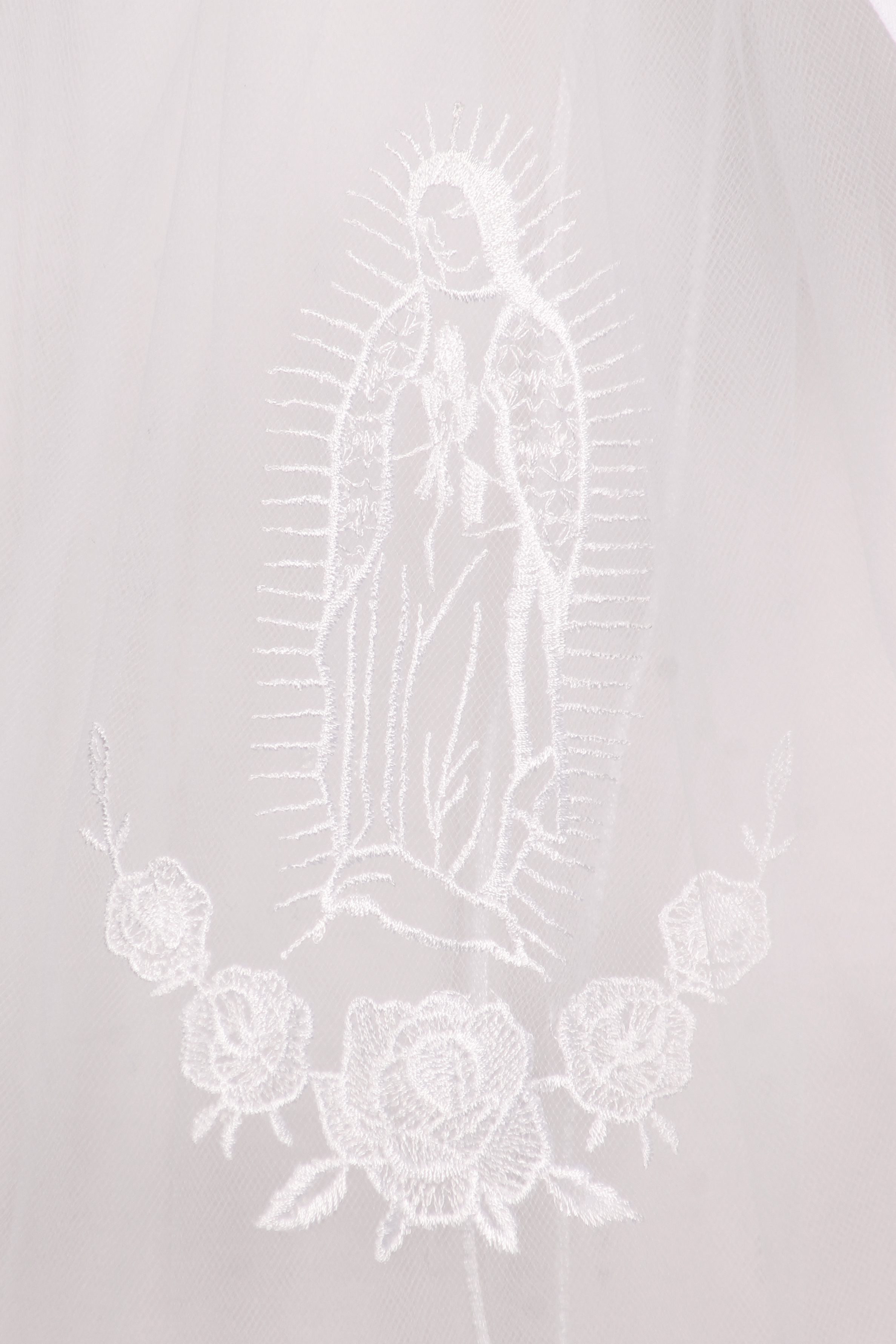 virgin mary veil