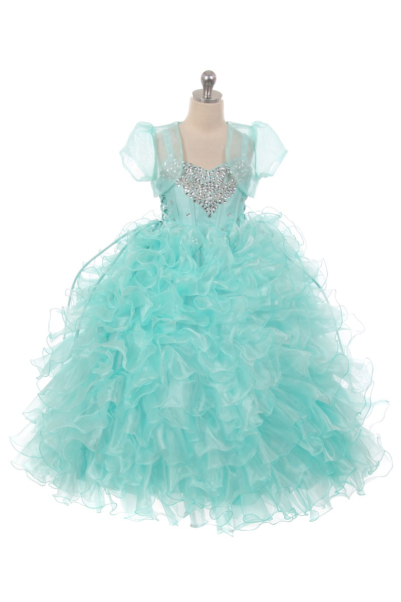 kids pageant dresses $130-$140