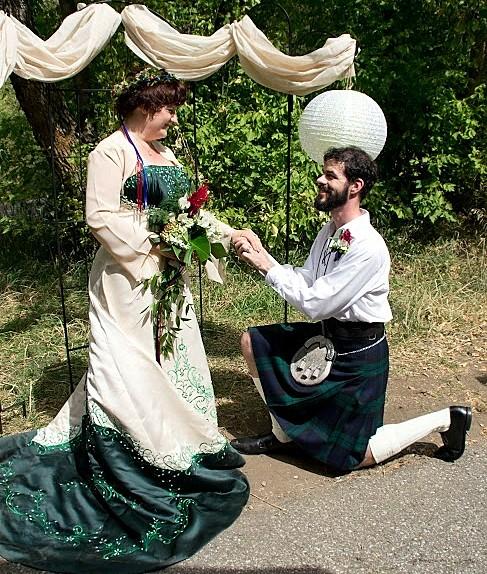 Scottish Flower Girl Dresses 11