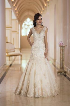 mermaid wedding dress inspiration