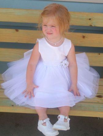 Infant pageant dresses $25