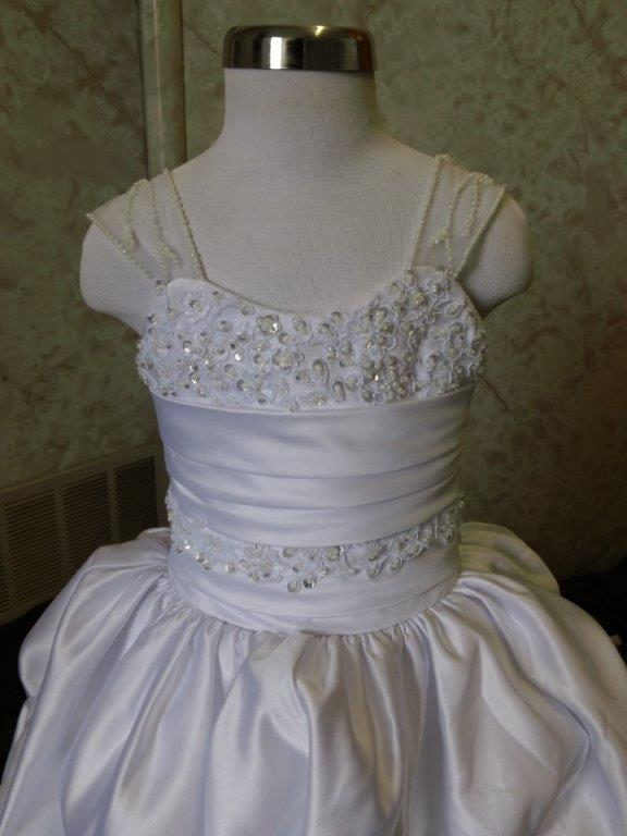 Disney princess wedding gown