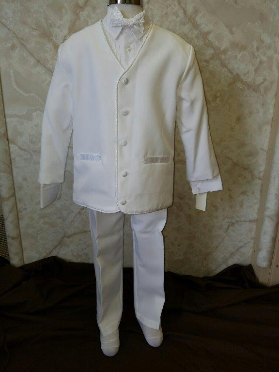 white clearance tux
